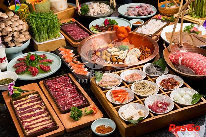 Kết quả hình ảnh cho Spice World Hotpot Vietnam - Trần Hưng Đạo