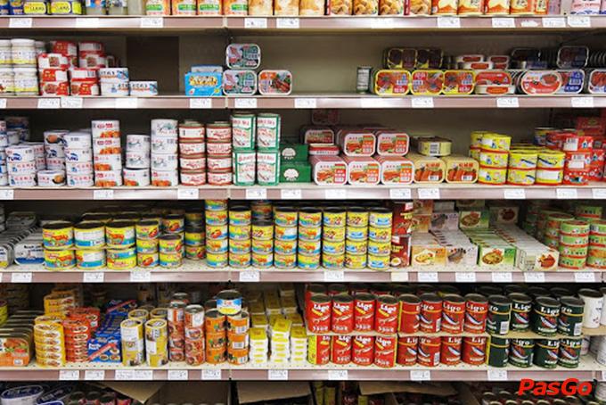 Làm thế nào để sử dụng thực phẩm đóng hộp an toàn 1