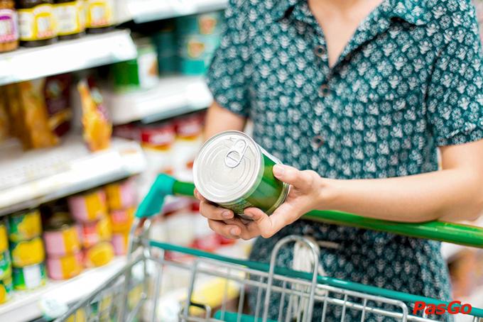 Làm thế nào để sử dụng thực phẩm đóng hộp an toàn 2