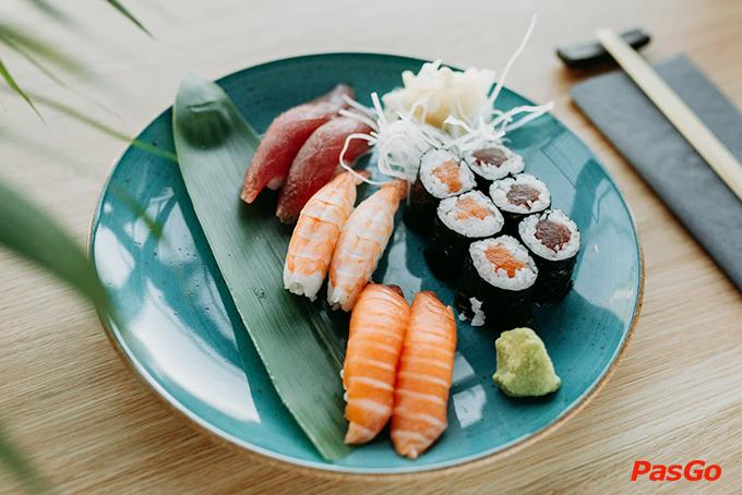 Nếu bạn là tín đồ của ẩm thực Nhật Bản, nên biết rằng 95% wasabi là đồ giả 1