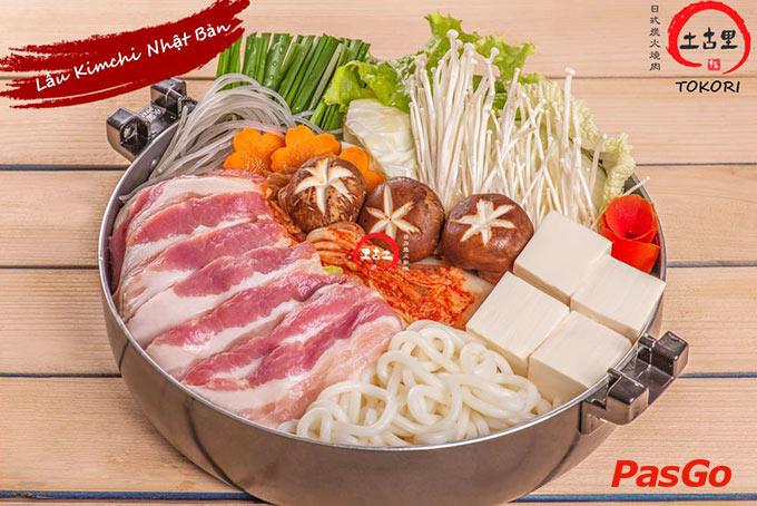 nhà hàng Tokori BBQ Nguyễn Thị Thập 12