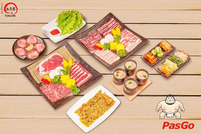 nhà hàng Tokori BBQ Nguyễn Thị Thập 2