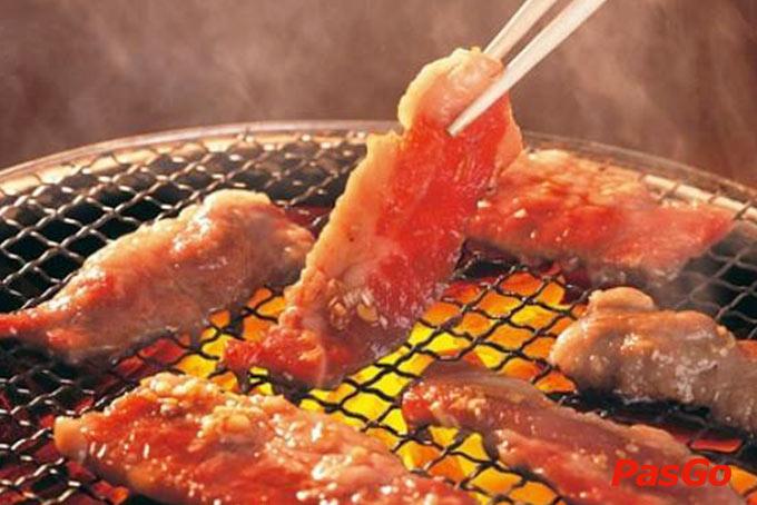 nhà hàng Tokori BBQ Nguyễn Thị Thập 6