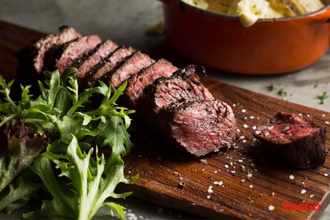 Vì sao beefsteak lại có nhiều mức giá đắt rẻ khác nhau 1