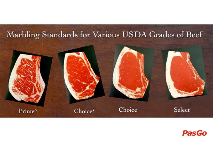 Vì sao beefsteak lại có nhiều mức giá đắt rẻ khác nhau 2