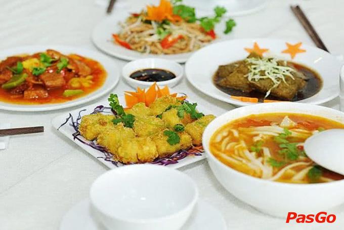 Top 10 quán ăn chay ngon rẻ, được yêu thích ở Hà Nội 1
