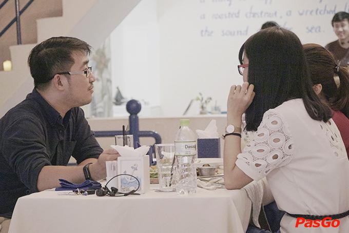 Nhà hàng Oia Castle - Bistro Cafe Tôn Thất Đạm 18