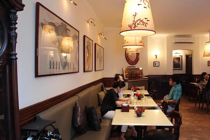 Nhà hàng Paris Deli 6 Phan Chu Trinh 2