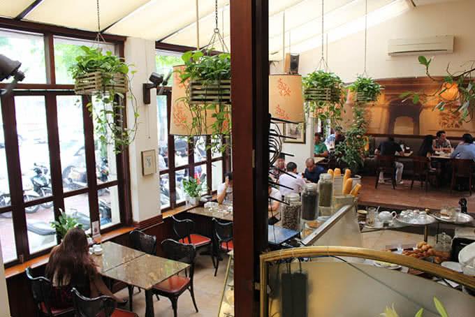 Nhà hàng Paris Deli 6 Phan Chu Trinh 4