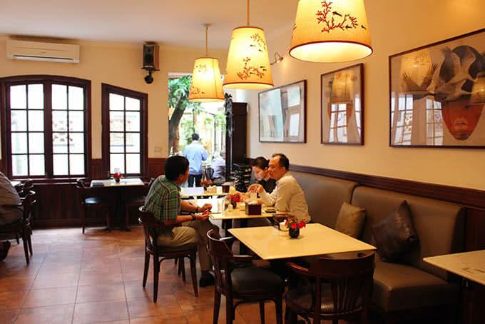 Nhà hàng Paris Deli 6 Phan Chu Trinh 6