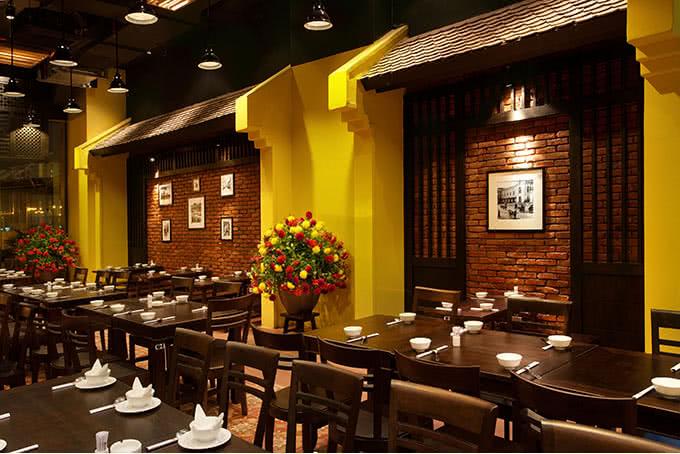 Kết quả hình ảnh cho Nhà hàng Quán Ăn Ngon - Hoàng Đạo Thúy