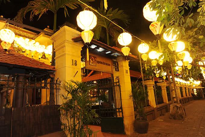 Quán Ăn Ngon 18 Phan Bội Châu – Nơi tìm lại hương vị Hà Thành xưa cũ
