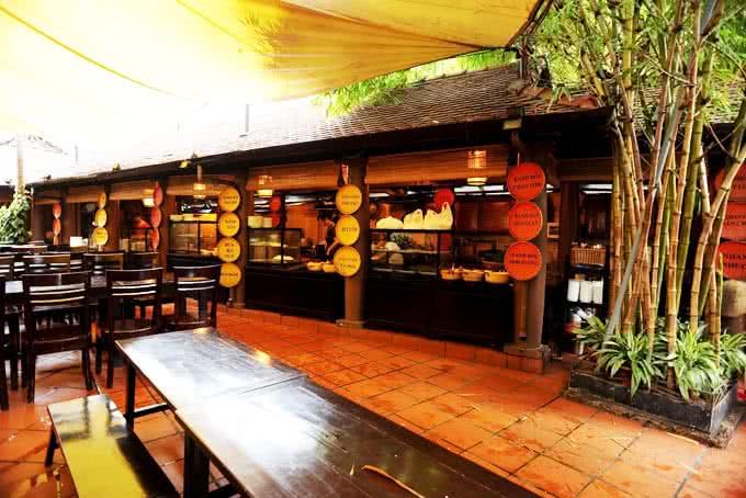 Dấu ấn Hà Thành cũ ở quán ăn ngon Phan Bội Châu