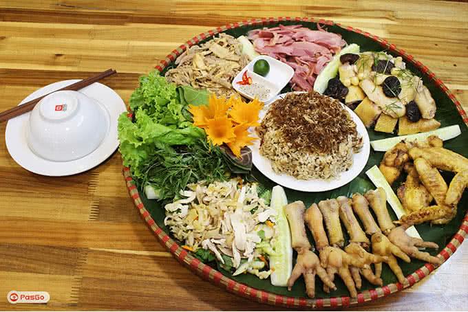 Quán Sành 22 Huỳnh Thúc Kháng món ăn 2