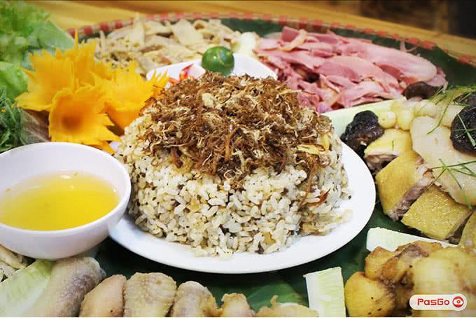 Quán Sành 22 Huỳnh Thúc Kháng món ăn 4