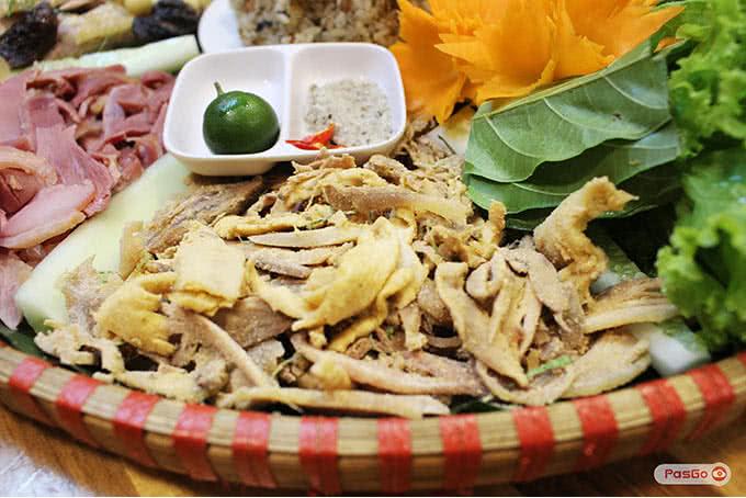 Quán Sành 22 Huỳnh Thúc Kháng món ăn 5