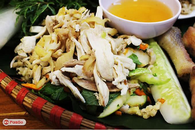 Quán Sành 22 Huỳnh Thúc Kháng món ăn 6