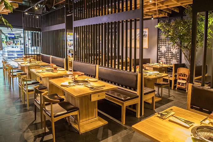 Nhà hàng Sariwon Big C Thăng Long ảnh 1