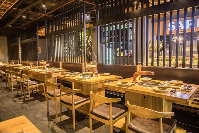 Nhà hàng Sariwon Big C Thăng Long ảnh 2
