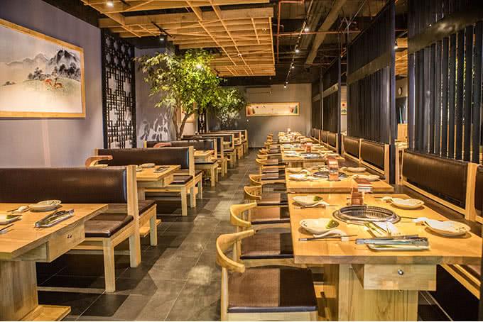 Nhà hàng Sariwon Big C Thăng Long ảnh 3