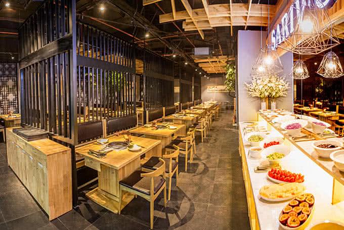 Nhà hàng Sariwon Big C Thăng Long ảnh 5