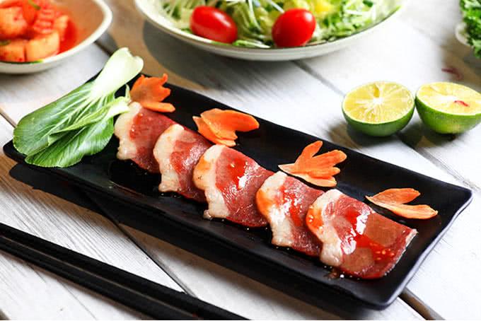 Nhà hàng Sariwon Big C Thăng Long ảnh 12