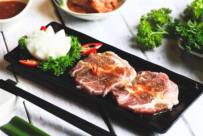 Nhà hàng Sariwon Big C Thăng Long ảnh 14
