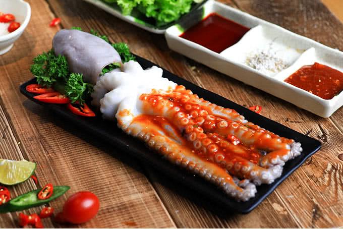 Nhà hàng Sariwon Big C Thăng Long ảnh 16