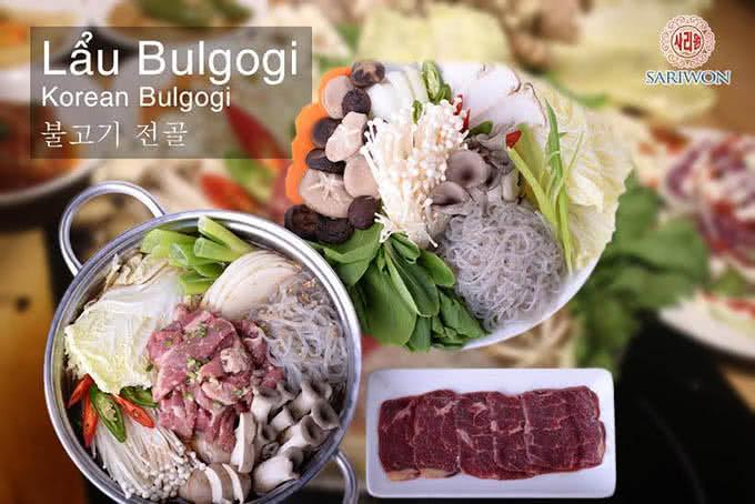 nhà hàng buffet lẩu nướng sariwon big c 19
