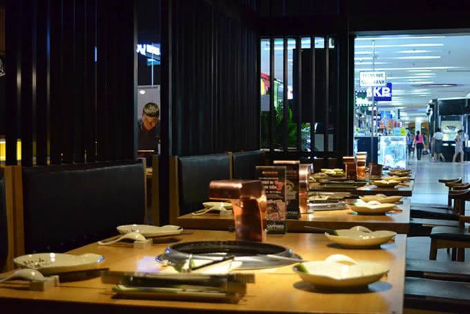 nhà hàng buffet lẩu nướng sariwon big c 4