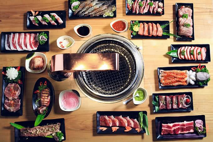 Nhà hàng Sariwon Big C Thăng Long ảnh số 09