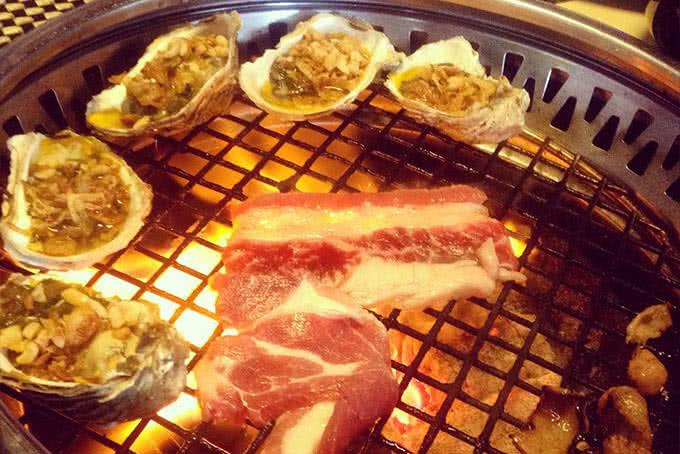 nhà hàng seoul bbq nguyễn trường tộ 14
