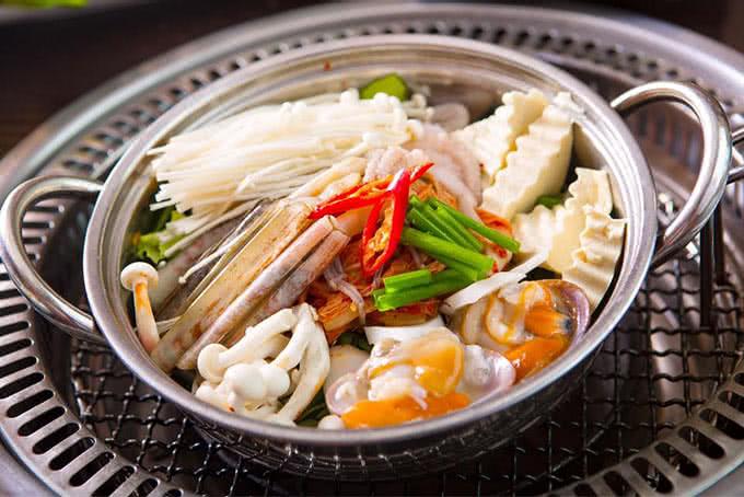 nhà hàng seoul bbq nguyễn trường tộ 16