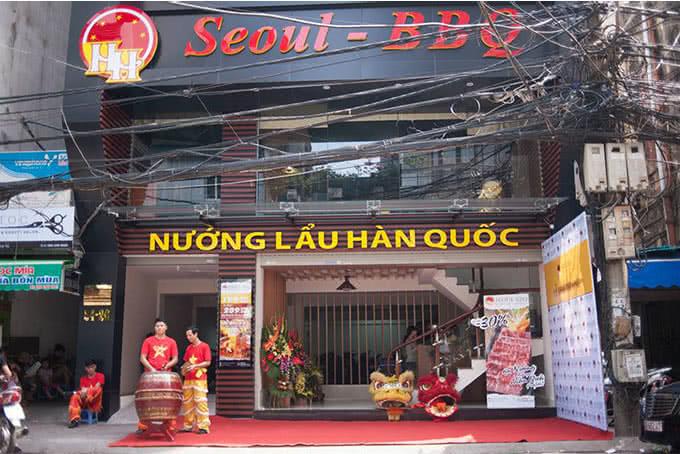 nhà hàng seoul bbq nguyễn trường tộ 2