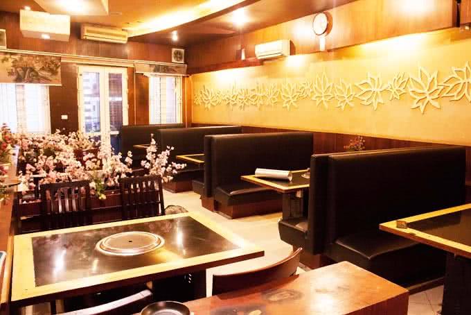 nhà hàng shiki bbq số 8a hàng tre 23