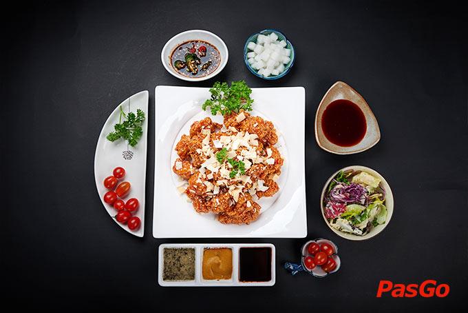 Nhà hàng Ssal Chicken Võ Văn Ngân – Tinh hoa ẩm thực Hàn Quốc 2