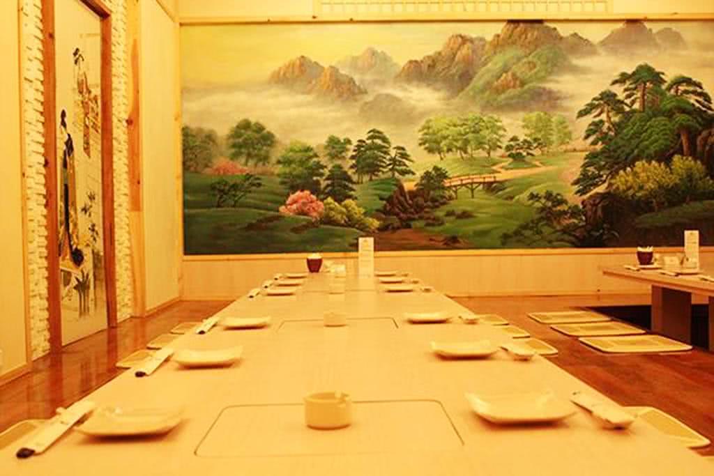 Nhà hàng Nhật Hàn Sura Sushi 12