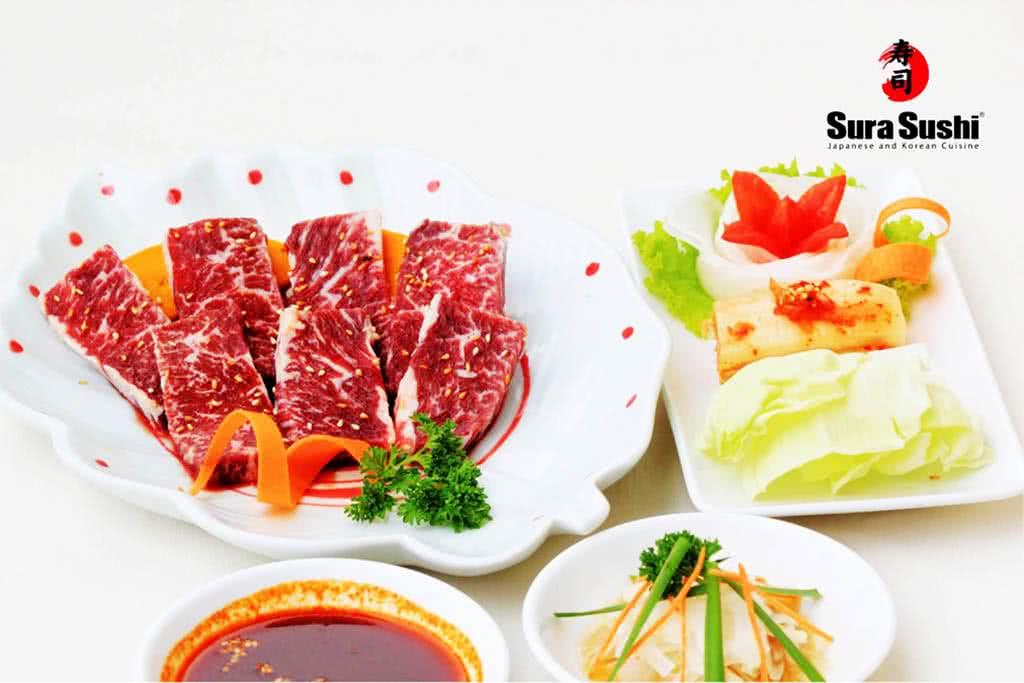Nhà hàng Nhật Hàn Sura Sushi 6