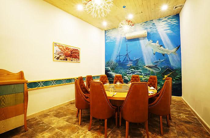 thế giới hải sản 244b pasteur 2