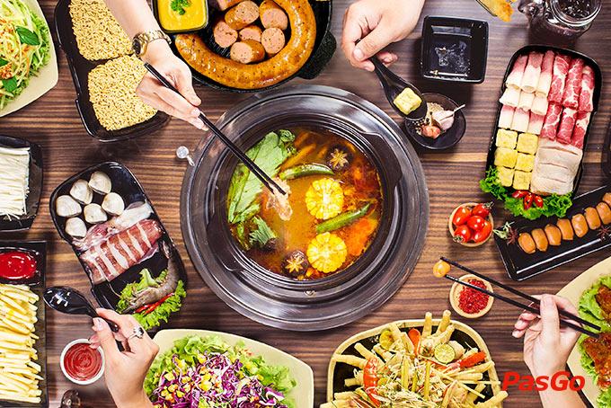 Khám phá thiên đường ẩm thực Thái mới toanh tại Sài Gòn 2