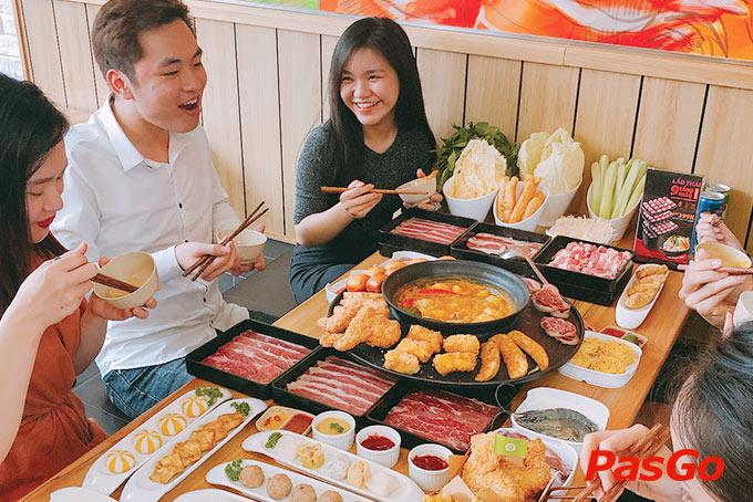 Khám phá thiên đường ẩm thực Thái mới toanh tại Sài Gòn 1