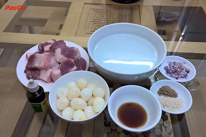 Cách kho thịt ngon 1
