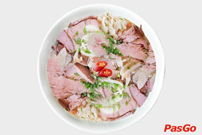 Nhà hàng Phở Ông Hùng HCM | Món Miền Trung