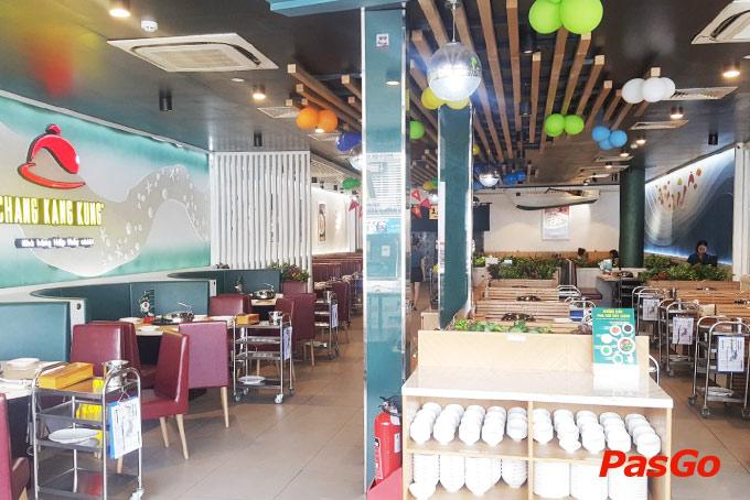 Nhà hàng Chang Kang Kung 17