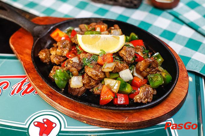 Nhà hàng Olearys Bà Triệu 7