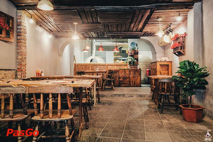 Nhà hàng Sồi Đỏ - Pizza & Pasta