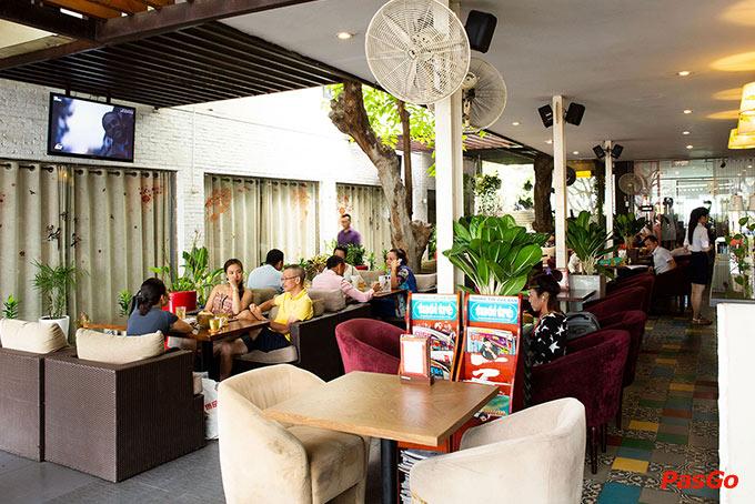 Ân Nam Restaurant & Cafe - Trương Định-2