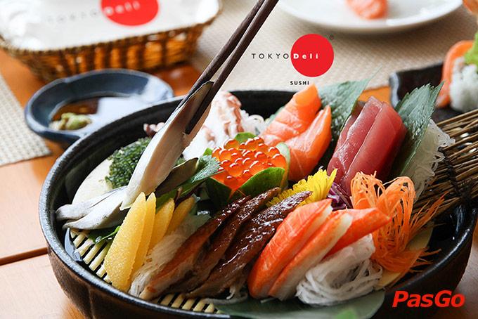 Nhà hàng Tokyo Deli