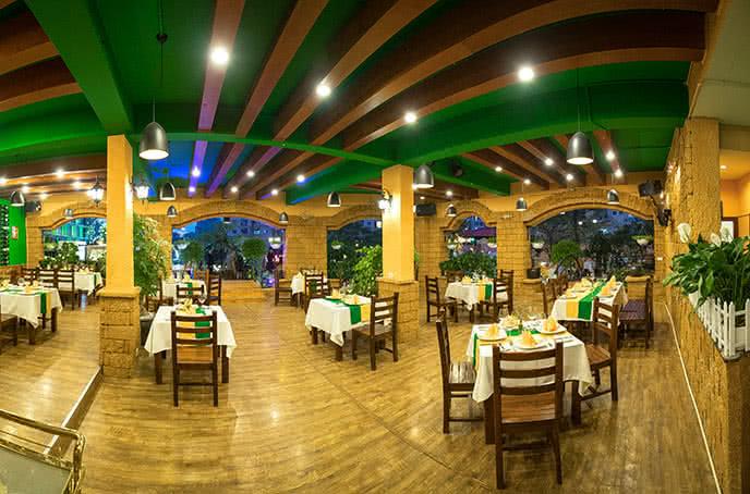 nhà hàng Carnaval vườn nướng brazil 13