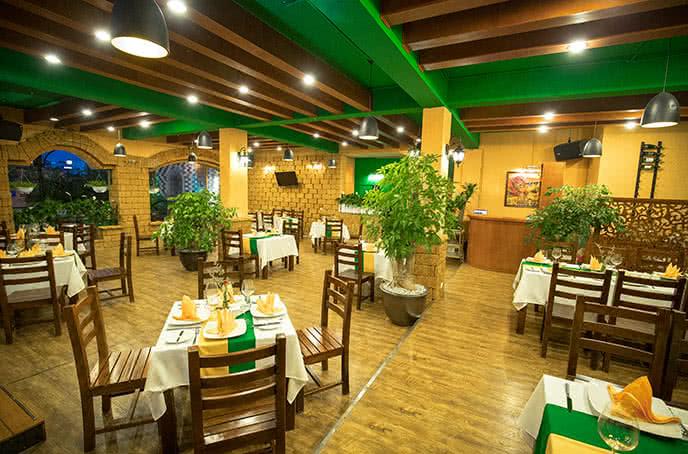 nhà hàng Carnaval vườn nướng brazil 14